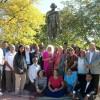 Indian Community joins celebration of Mahatma Gandhi's birth anniversary