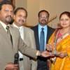 South India's eminent Actress Jayasudha presented inspiring faith testimony in Chicago