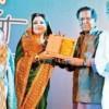 Legendary Singer Shahnaz Rahmatullah Honored with Lifetime Achievement Award at SCMA