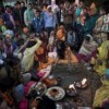 Nepal Celebrates Festival to Get Rid Of Evil Spirit in a Unique Way