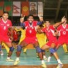 Bangladesh Secured First Ever International Volleyball Title by Defeating Kyrgyzstan at Home