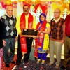 Hari Om Mandir celebrates the New Year 2015 with Akhand Ramayan Path