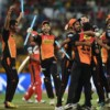 Sunrisers Hyderabad Wins the IPL Final