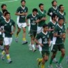 Pakistan Hockey Team Leaves for UK to Participate in World League