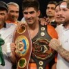 Numerous Famous Personalities Congratulates Vijender Singh for Dual Title Win