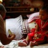 3-Year-Old Girl from Nepal Becomes Living Goddess