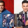 Akshay Surprises Audience by Performing at Salman's Da-bang Tour