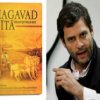 Rahul Gandhi Has Started Reading Gita and Upanishad to Take on RSS, BJP