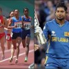 Cricketer Kumar Sangakkara and Sprinter Nimali Liyanarachchi Conferred with Most Outstanding Sportsman and Sportswoman Awards