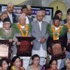 Nepal Academy of Music and Drama Honored Veteran Artists for Their Contributions in Country's Arts and Culture