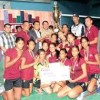 Armed Police Force Won the Title of Yeti Flooring National Women's Volleyball Tournament