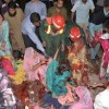 Suicide bombing left Pakistan is shock claiming 74 innocent lives