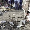 Four Persons Were Injured in a Roadside Blast near a Primary School in Pakistan