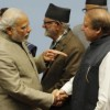 Indian Envoy Meets Sharif's Brother, Discussed on Regional Security and Energy; Sharif Targets India over Kashmir Issue