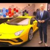 Lamborghini Aventador S to Feature Four-Wheel-Steering System