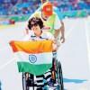 Silver Medalist Deepa Malik Said She Won it Because She Dared to Dream to Big