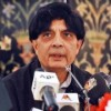 Pakistan Is Witnessing Substantial Decrease in Terror Activities, Says Interior Minister