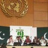 Pakistani Mission at the UN Celebrated Pakistan Day with Music in Geneva