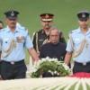President lays the foundation stone of Nirbhaya Bhawan