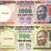 Center Bans Rs.500 and Rs.1000 from November 9