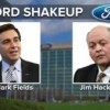 Mark Fields Out, Jim Hackett In as the CEO of Ford Motors