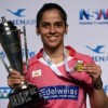 Nehwal Clinches the Australian Open Title
