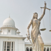 """Bangladesh Finally Removed the Statue of """"Lady of Justice"""" from Court Premise"""