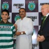 Sporting Clube de Portugal sings Indian captain Chhetri