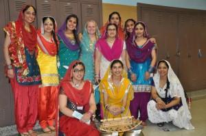 Punjabi heritage organization celebrates vaisakhi with for Gurinder s bains