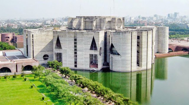 Bangladesh received copy of original design of its for Bangladeshi building design